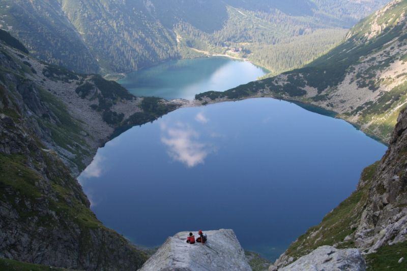 Morskie Oko (The Marine Eye)